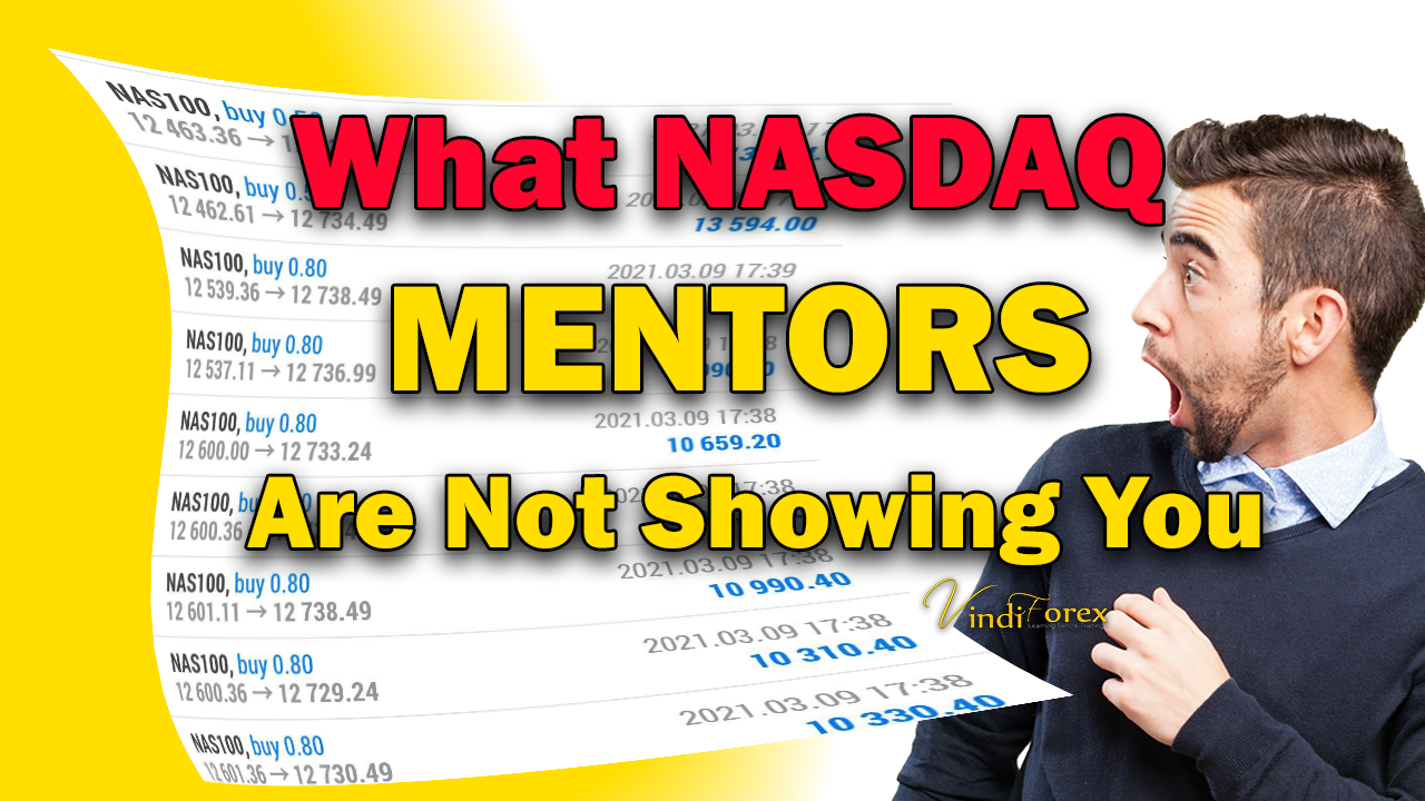 What Nasdaq mentors are not telling you 2021